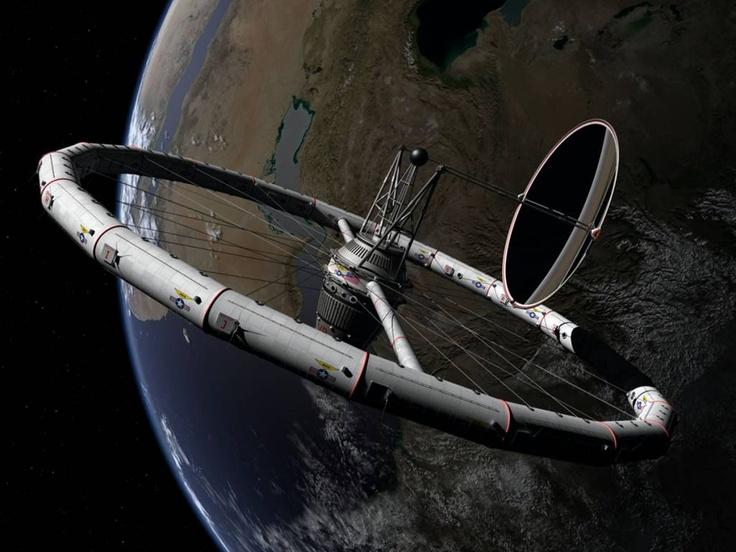 von braun space station - photo #13