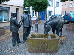 Битбург (Bitburg), Германия.