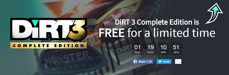 Humble Bundle Is Giving Away Copies Of Dirt 3 Complete Edition For Free - The Outerhaven