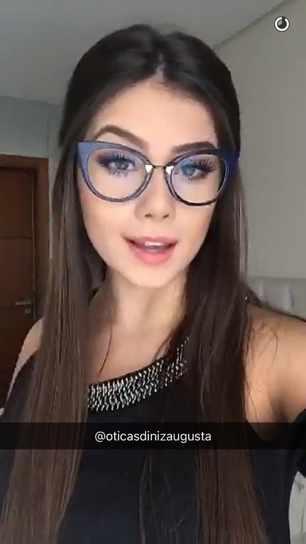 Flavia Pavanelli glasses - Óticas Diniz