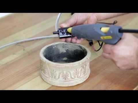 Doniczki Z Cementu Cement Pots Youtube Ahmet Ahşap örnkler