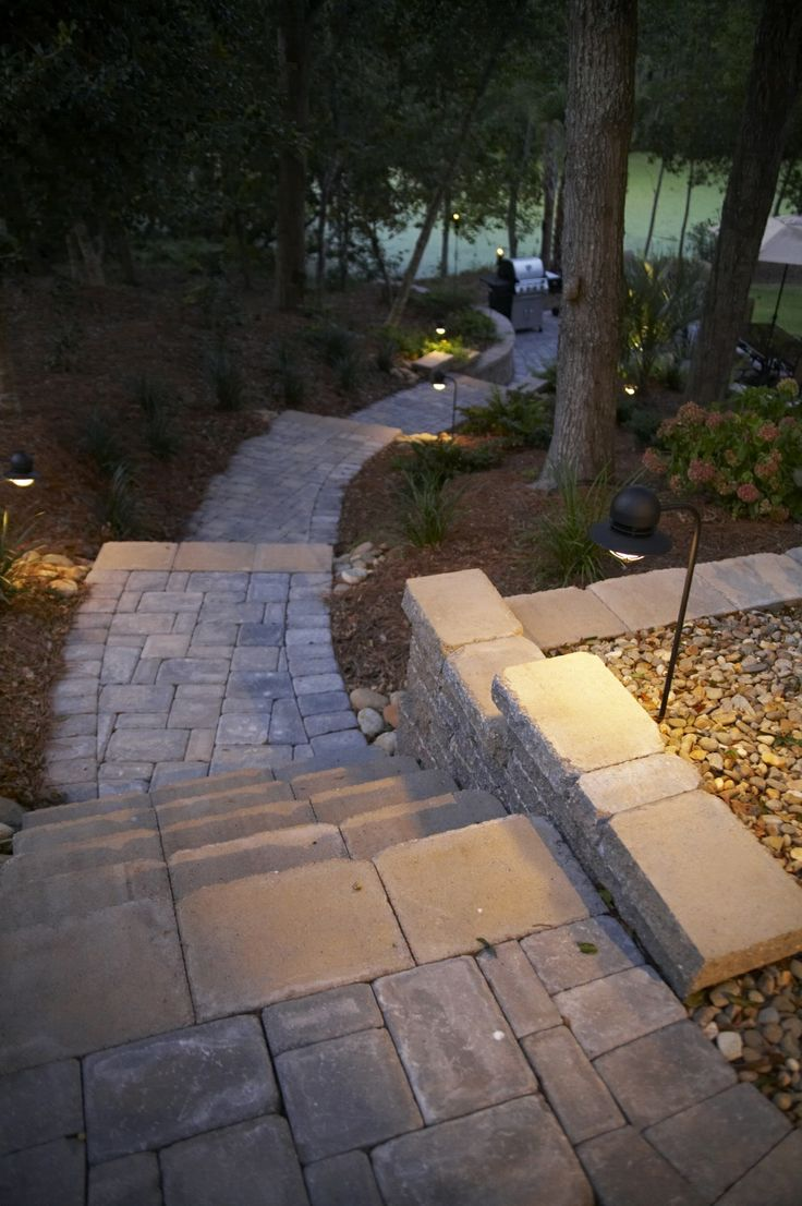 New patio and landscaping close up of the pavers flickr - Find This Pin And More On Paver Patios Walkways And Landings