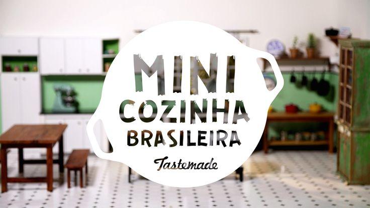 Minicozinha Brasileira