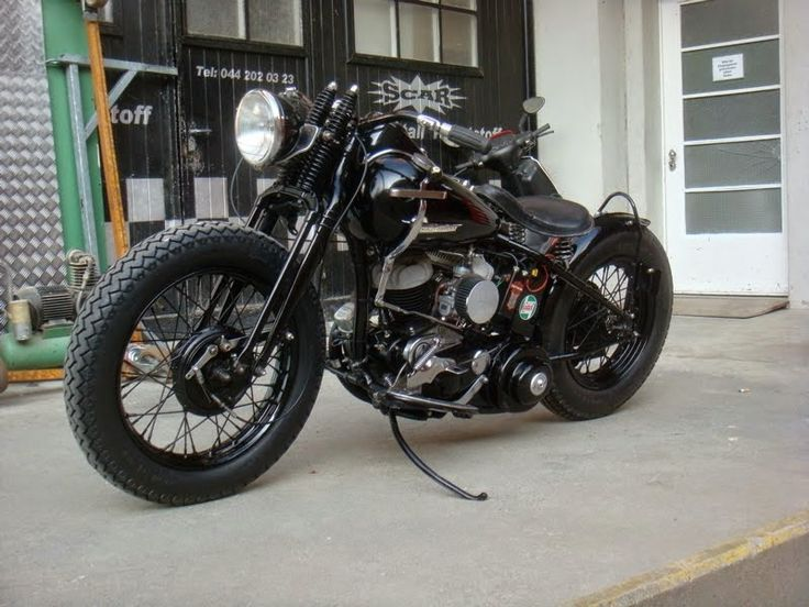 specialcar harley davidson 1942 wla bobber from. Black Bedroom Furniture Sets. Home Design Ideas