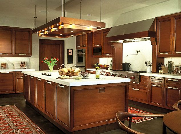 ... Modern Kitchen Designs by Snaidero USA. Certosa Kitchen in Cherry