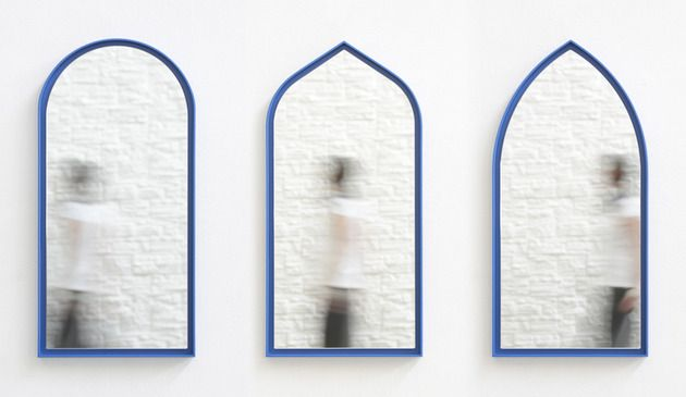 Classic Venetian Window Shapes Create Architecturally Awesome Wall Mirrors
