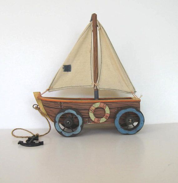 Vintage Pull Toy 49