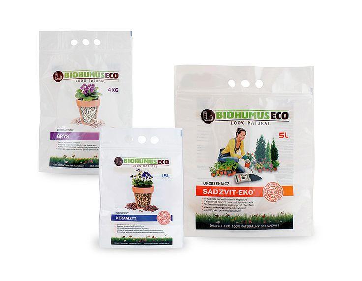 Grys, kermazyt, ukorzeniacz - materiały ogrodnicze pakowane w Nasze szczelne torby na długo pozostają w pełni funkcjonalne i przydatne do prac ogrodowych. Łatwo je przenieść i spakować do transportu. PLASTMOROZ - Producent Opakowań.