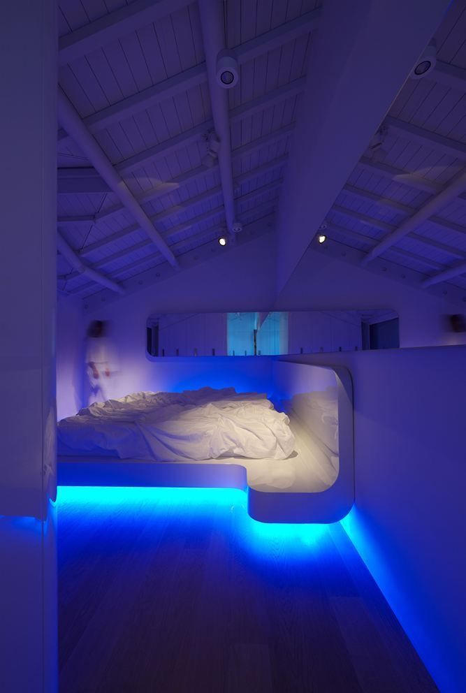 Led Strip Lights With Remote Cosmic Drip Futuristic Bedroom Neon Bedroom Led Lighting Bedroom