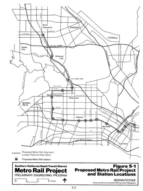 los angeles subway map pdf