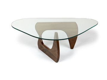 Mid-century modern coffee table by Vincent Chicone from Chicone Cabinetmakers
