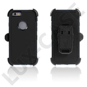 Adrian (Sort) iPhone 6 Cover