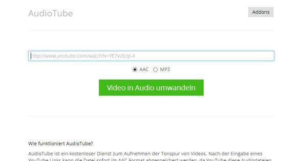 Youtube Aufnehmen Mp3