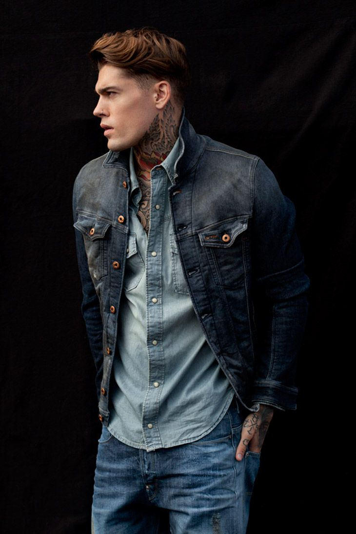 Man Candy Monday: INKED! Inspired by Hayden Stryker from Clipped Wings by Helena Hunting | Bookish Temptations