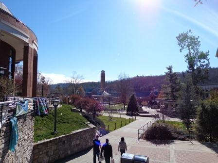 Boone, N.C. Appalachian State University