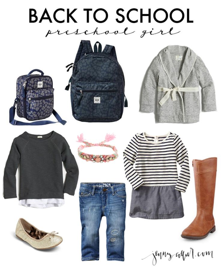Back to School clothes for boys & girls http://jennycollier.com/back-school-clothes/