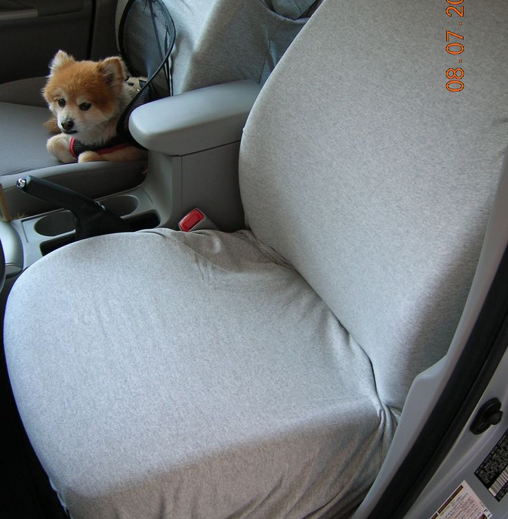 Auto Seat Covers out of 3 Men's T-shirts