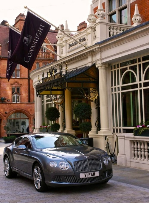 Connaught Hotel, Mayfair, London, England
