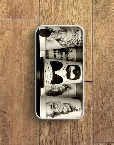 Breaking Bad Art iPhone 4   4S Case