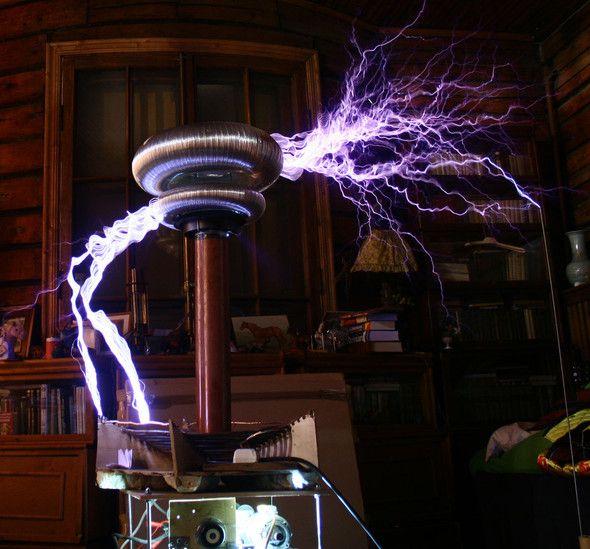 Тесла - генераторы в ближнем Подмосковье. Изображение № 7.