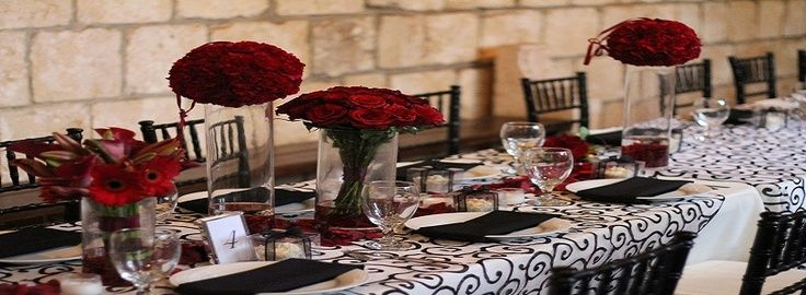 47 best images about Banquet table setting on Pinterest ...