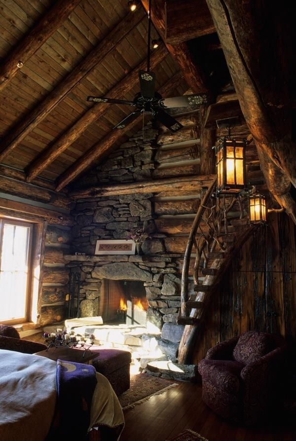 619 Best Craving A Cabin Images On Pinterest