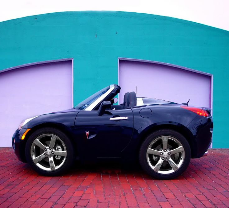 Solstice (?) Smart Car body kits Pinterest