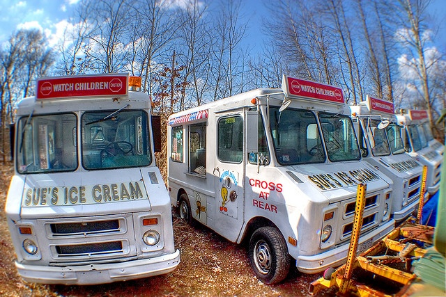 16 best ICE CREAM TRUCKS images on Pinterest | Trucks, Ice ...