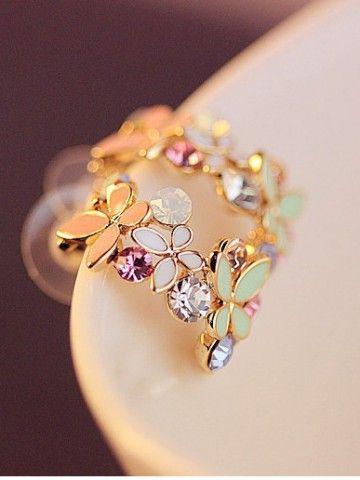 Stupendous Blossom Earrings
