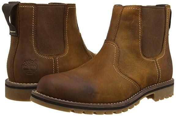 a39d4d06932 Timberland Larchmont, Men's Chelsea Boots: Amazon.co.uk: Shoes ...