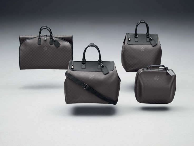 With BMW, introducing the tailor-made Louis Vuitton luggage crafted in carbon fiber to match the new BMW i8.