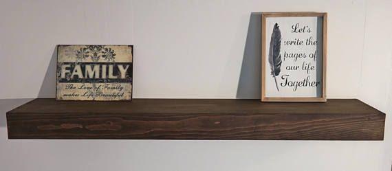 Wondrous Ideas: Single Floating Shelf Mirror floating shelves dining offices.Flo…