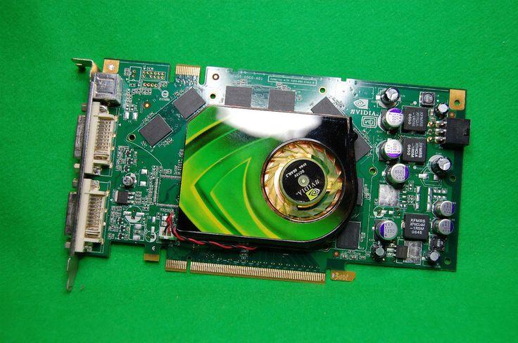 Grafikkarte Nvidia GeForce 7950 GT RAM PCIe 2 X DVI 1 S Video