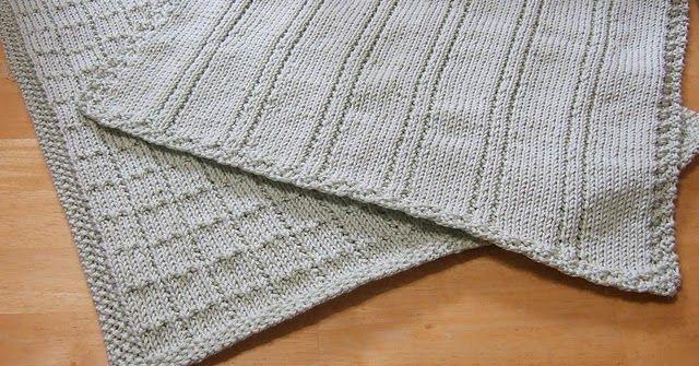 Vintage knitting free patterns, gratis breipatronen onder andere jaren 70 patronen: Babydekentje breien makkelijk patroon ook voor beginnende breister geschikt
