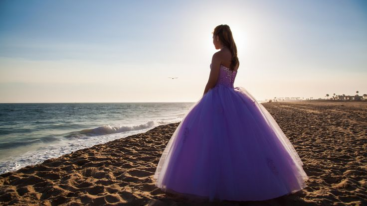 Quinceanera Photoshoot.