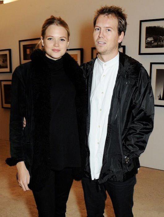 Gabriella Wilde and Alan Pownall...