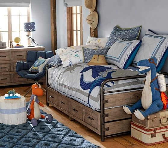 Dinosaur Themed Room Boys Bedroom Ideas Pinterest