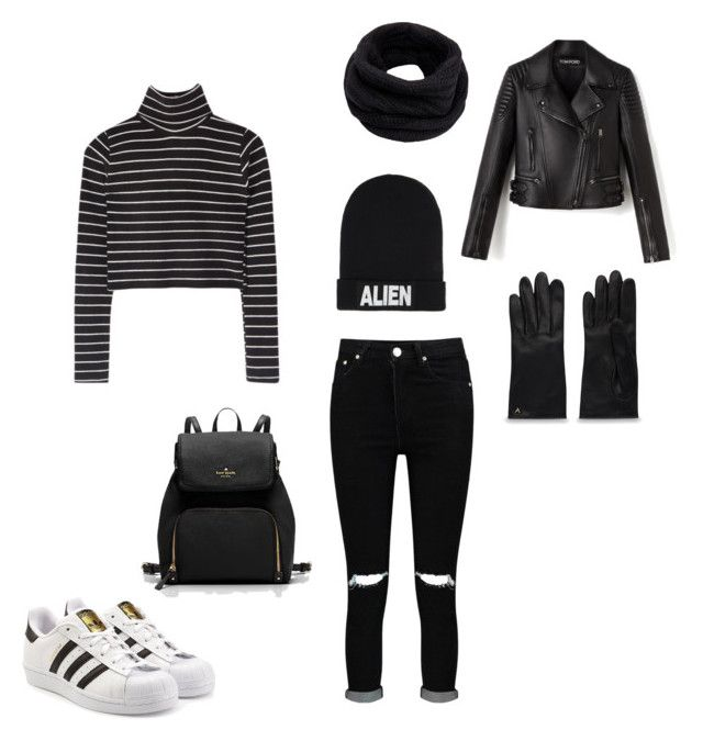 """Untitled #209"" by rekac on Polyvore featuring Boohoo, adidas Originals, Helmut Lang and Nicopanda"