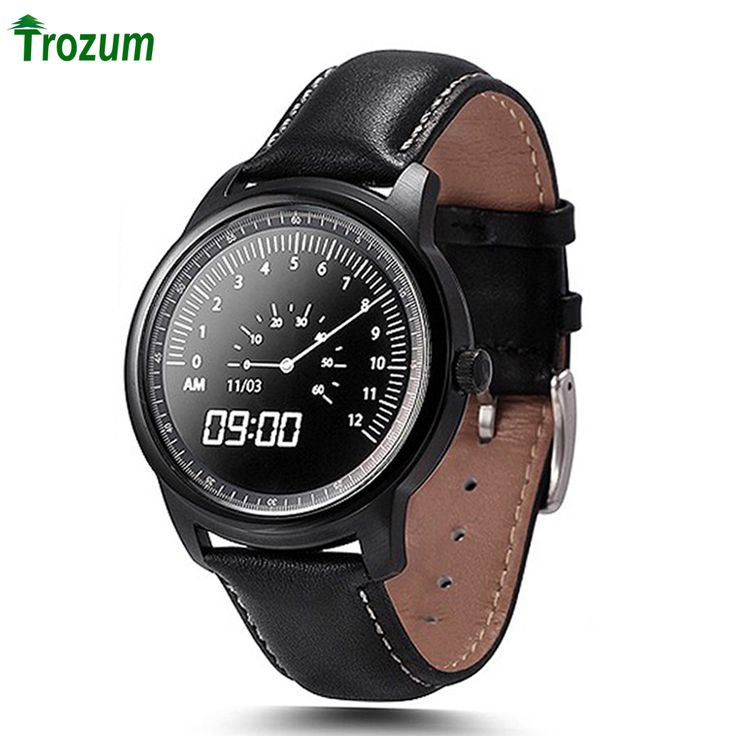 >> Click to Buy << TROZUM DM365 Smart Watch Full HD IPS Screen Bluetooth SmartWatch MTK2502A-ARM7 Fitness Tracker App For iphone IOS Android Phone #Affiliate