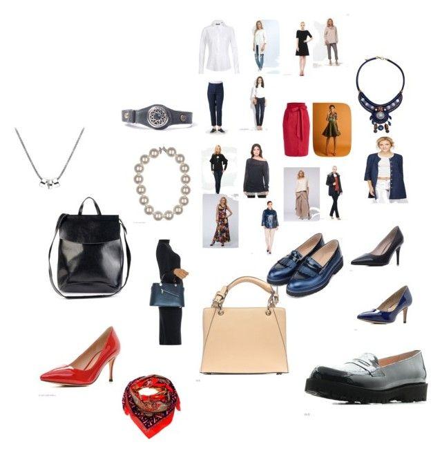 """мои предметы"" by allvira on Polyvore featuring мода, Levi's, Trussardi, Dolce&Gabbana, TANI, LIU•JO, Mascotte и Isabella Rhea"