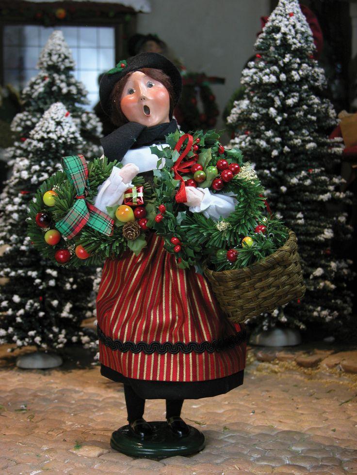 12 best byeru0027s dolls images on pinterest caroler christmas deco christmas carolers