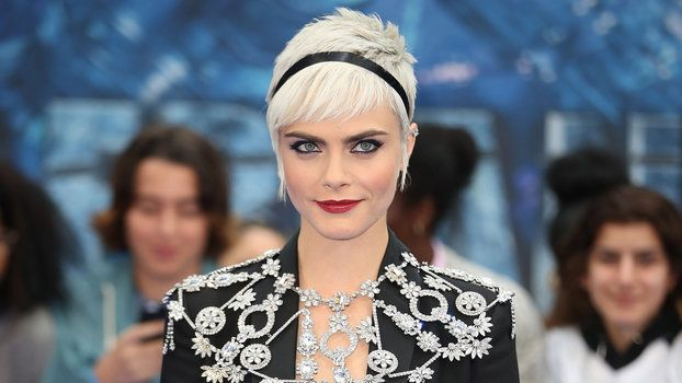 Cara Delevingne's Solo Music Video Is Herewith All Kinds of Hair Changes
