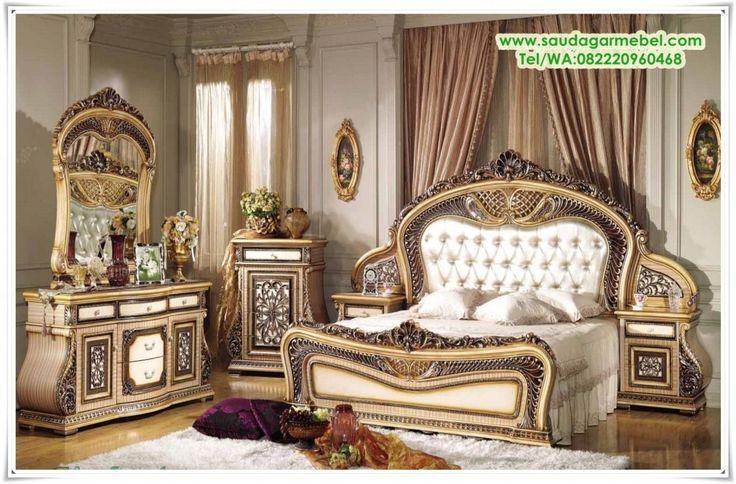 Kamar Set Clasik Terbaru  Home Desain Interior Clasic Modern  Wujudkan ide anda dengan memesan furniture ( Custom Design ) di tempat kami. ➖➖➖➖➖➖➖➖➖➖➖➖➖➖➖  Real Picture By : Saudagar Mebel Jepara  info & pemesanan bisa langsung hubungi contact person kami  Kami juga menerima pemesanan Custom Desain, sesuai dengan yang anda inginkan. Segera hubungi kami untuk informasi lebih lanjut. ➖➖➖➖➖➖➖➖➖➖➖➖➖➖➖ ㅤㅤ☎ Office 082220960468 ㅤㅤ Call / WA 082220960468 ㅤㅤ saudagarmebel@gmail.co