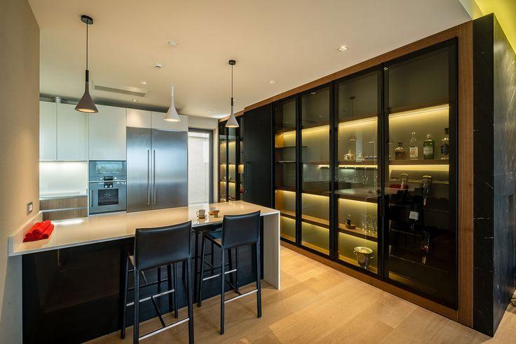 slasharchitects D House 12 #slasharchitects #interiordesign #furnituredesign #architecture #house #kitchen