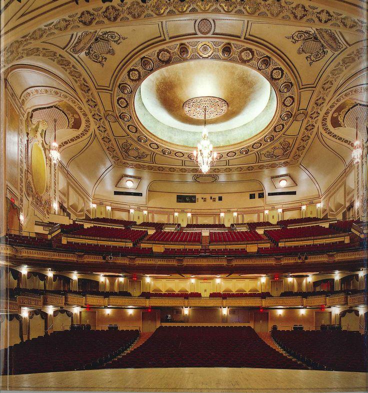 Orpheum Theater, Omaha, NE