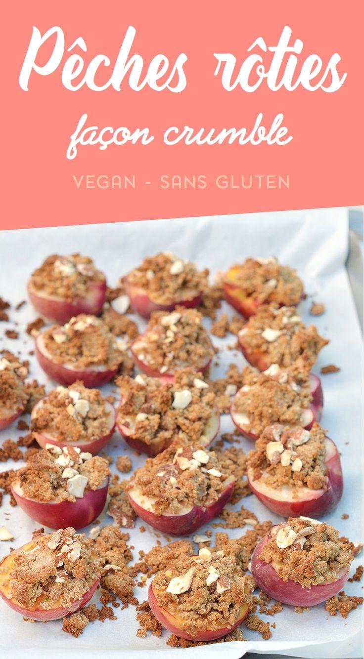 A la recherche d'un dessert d'été vegan et sans gluten simple et pratique ?…