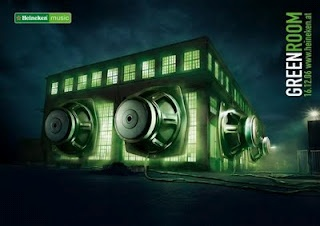 8 Creative Heineken Beer Print Ads