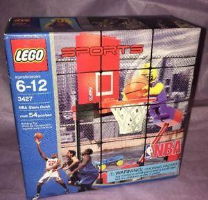 LEGO NBA Slam Dunk LEGO Sports 3427 Item 4187503  | eBay