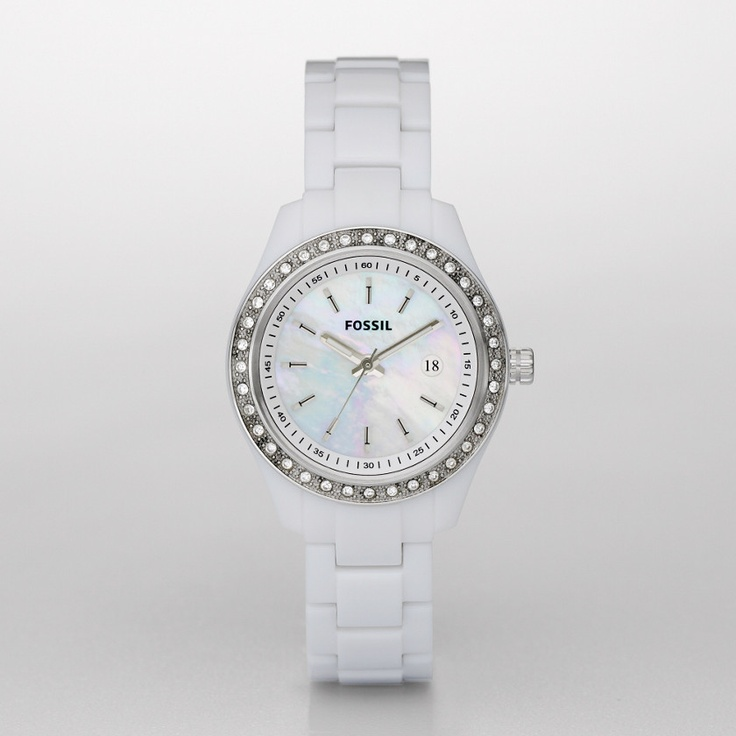 FOSSIL® Stella Mini Resin Watch...bought a few months ago and love it!