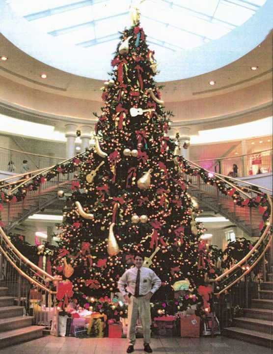 Commercial Holiday Displays, Commercial Christmas Decorations, Commercial Holiday Display, Commercial Christmas Displays - Champion Studios Online - Commercial Trees #christmas
